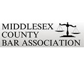 2014 Middlesex County Bar Association's Outstanding Service Award