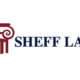 Sheff Law logo